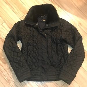 Marmot St. Moritz Quilted Puffer Jacket
